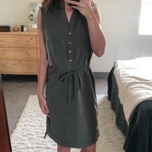Ashton Shirt Dress